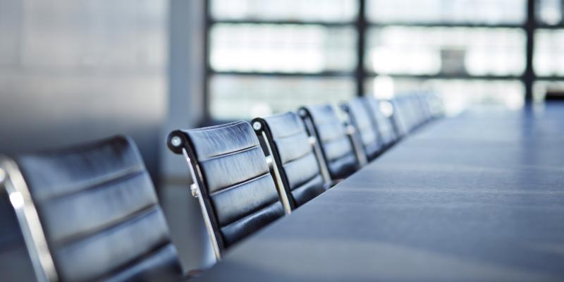 Empty board seats