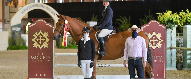 2020 Best Medal Horse - Coeur De Leon