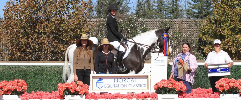 Emma Reichow - Champion - 2016 NorCal Eq Classic 12-14