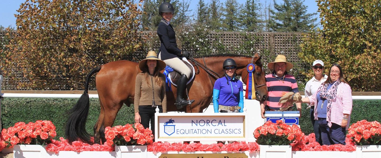 Audrey Poole - Champion - 2016 NorCal Eq Classic 15-17